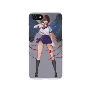 いぬしま Smartphone cases