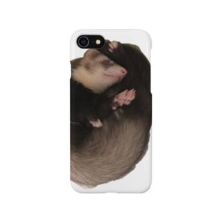 まんまる Smartphone cases