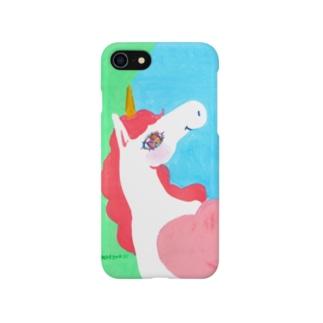 爽やかunicorn No.3 Smartphone cases