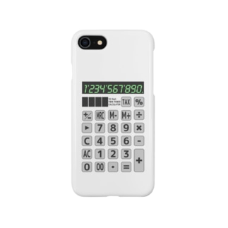 電卓 Calculator Smartphone cases