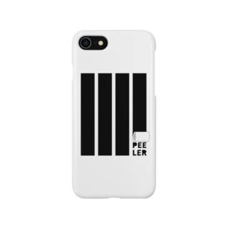 PEELER-08(BK) Smartphone cases