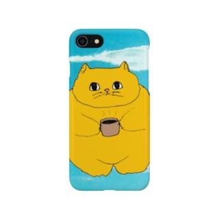 猫べい Smartphone cases