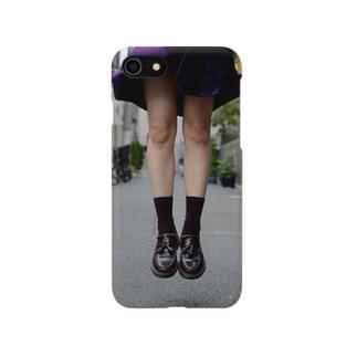 浮遊女子 Smartphone cases