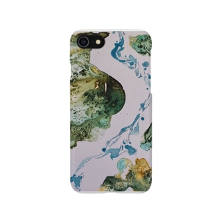 Chrysocolla Cluster Smartphone cases
