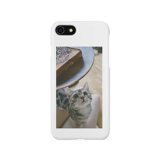 シナモントースト Smartphone cases