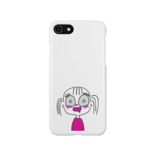 たこおめめ Smartphone cases