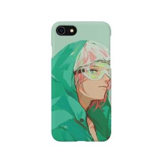 花粉 Smartphone cases