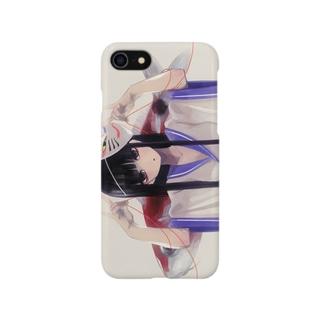 鬼と鯉 Smartphone cases