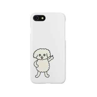 それな!ムクわんこ Smartphone cases