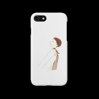 ヤマムラ エツコのセッカのともだち Smartphone cases
