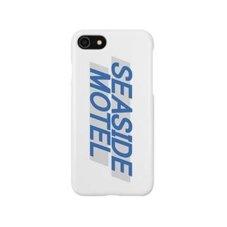 SEASIDE MOTEL Smartphone cases