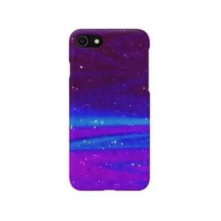 星が綺麗ですね Smartphone cases
