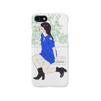 セプテンバー少女 Smartphone cases