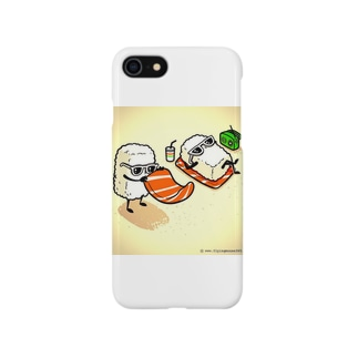おしゅし Smartphone cases