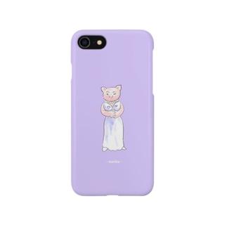 ブタ Smartphone cases