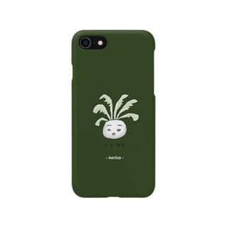 カブ坊や Smartphone cases