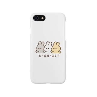 U・SA・GI! Smartphone cases