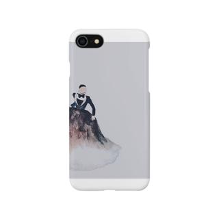 dress 非売 Smartphone cases
