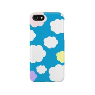 KUMO みずいろ Smartphone cases