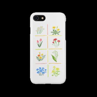 kaoruhiranoの春のはな Smartphone cases