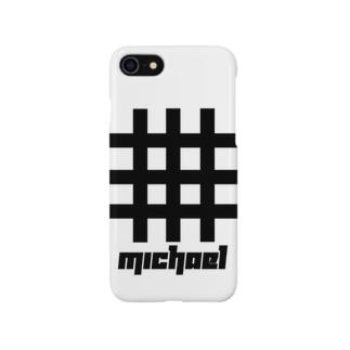 ミカエル Smartphone cases