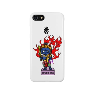 不動明王 Smartphone cases