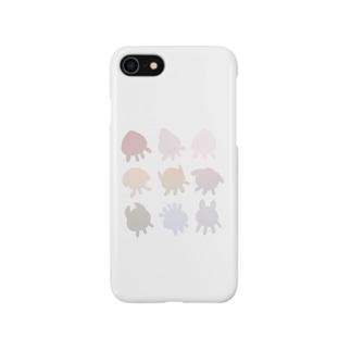 ほわほわ。 Smartphone cases