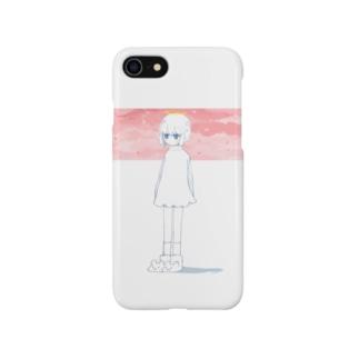 さくらてんしちゃん Smartphone cases