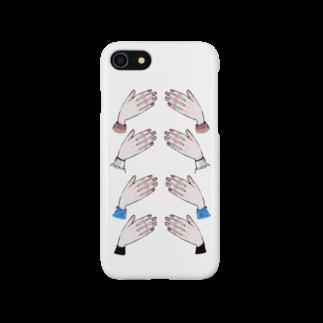 89のhand Smartphone cases