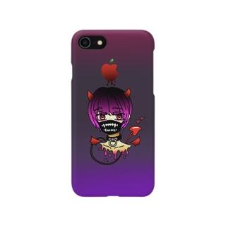 小悪魔ちゃん Smartphone cases