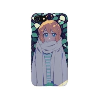 冬の日 Smartphone cases