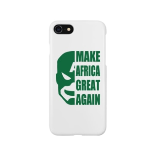 MAKE AFRICA GREAT AGAIN Smartphone cases
