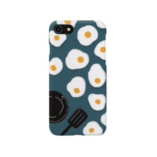目玉焼き🍳 Smartphone cases