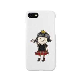 PUNKらんどちゃんのTシャツ☠️ Smartphone cases