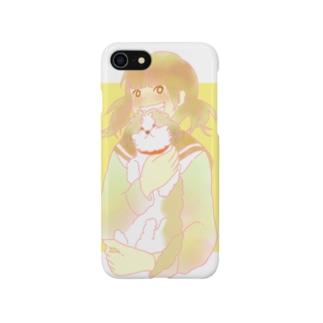 シーズーちゃんと女の子 Smartphone cases