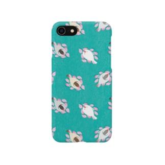 SAKURA BED 空色 Smartphone cases