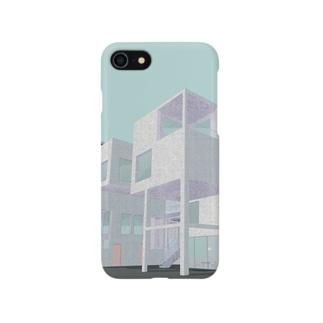 ブレスハウス Smartphone cases