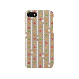 Fruit sandwich Chocolate cream Smartphone cases