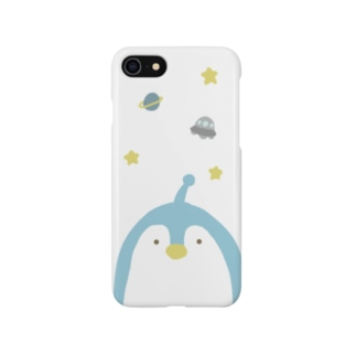 ウチュウジン🐧 Smartphone cases