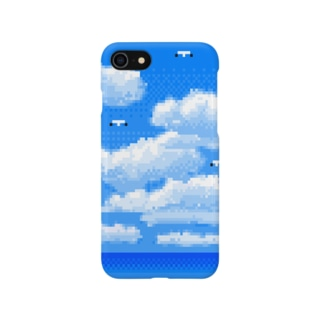海と空 Smartphone cases
