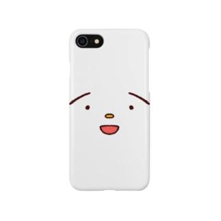 まるともがお Smartphone cases