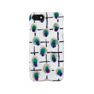 くじゃく! Smartphone cases