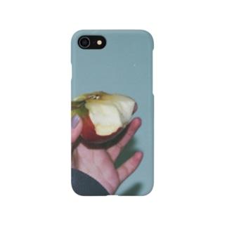 食べかけの果実 Smartphone cases