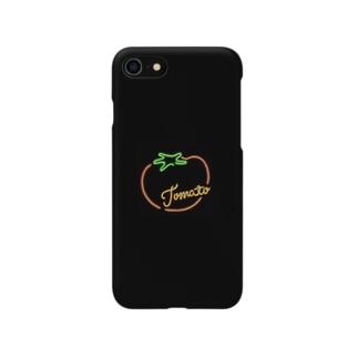 ネオントマト Smartphone cases
