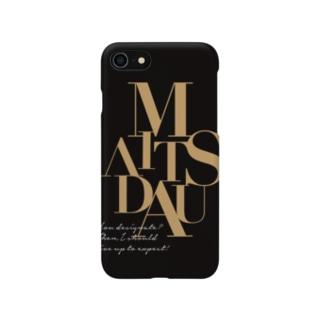 燭台切光忠 / 【Didot Dance】  Smartphone cases