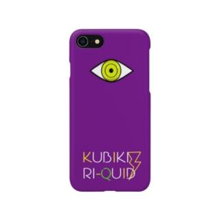 クビキリキッドOG 九くん使用モデル Smartphone cases