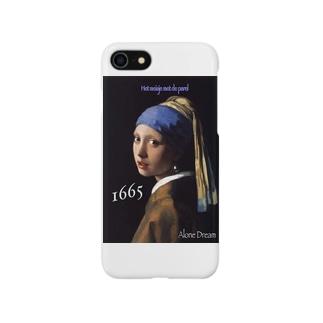 Het meisje met de parel (真珠の耳飾りの少女) Smartphone cases