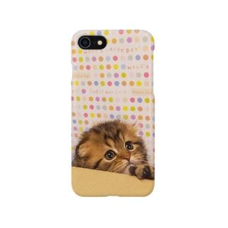 すこまるくん Smartphone cases