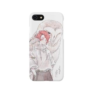 neighbor iPhone7/8用 Smartphone cases