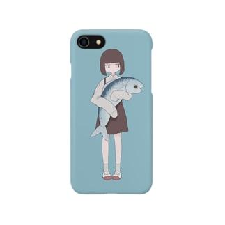 魚 Smartphone cases